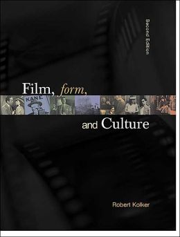 Film, Form, and Culture with CD-ROM 1.03