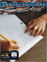 Annual Editions: Education 01/02