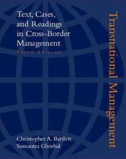 Transnational Management 3rd Edition with PowerWeb