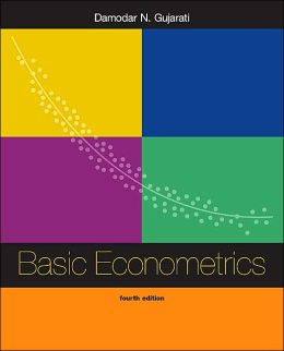 Basic Econometrics W/Software Disk