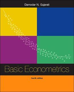 Basic Econometrics W/Software Disk