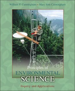 Principles of Environmental Science: Inquiry and Applications W/Olc Password Code Card