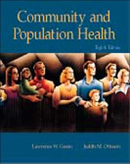 Community and Population Health with Powerweb: Health and Human Performance