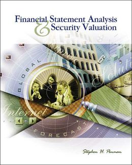 Financial Statement Analysis and Security Valuation W/ S&P Package