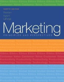 Marketing, Principles and Perspectives