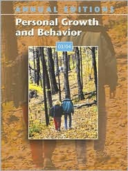 Annual Editions: Personal Growth and Behavior 03/04