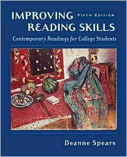 Improving Reading Skills: Contemporary Readings for College Students