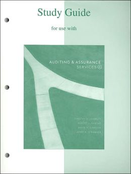 Study Guide for Use with Auditing and Assurance Services