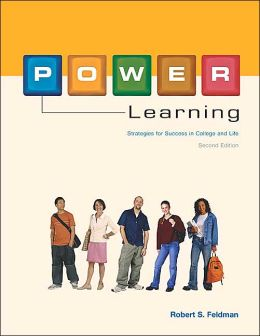 Power Learning: Strategies for Success in College and Life with CD-ROM