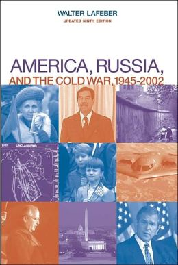 America, Russia, and the Cold War, 1945-2002, Updated : Updated