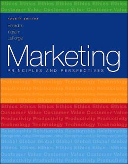 Marketing: Principles and Perspectives W/Powerweb, 4/E (Paperback)