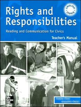 Rights and Responsibilities: Reading and Communication for Civics TM