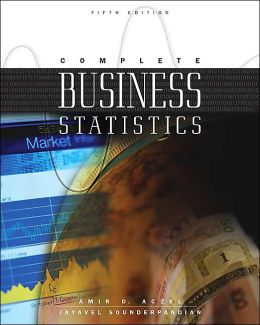 Complete Business Statistics W/ Student CD and Powerweb