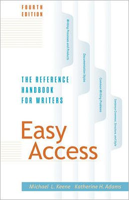 Easy Access: The Pocket Handbook for Writers