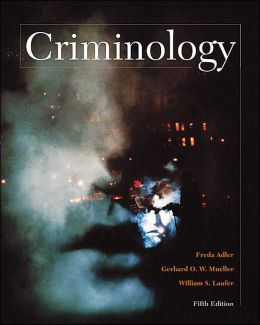 Criminology with Making the Grade Student CD-ROM and Powerweb