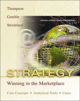 Strategy: Core Concepts, Analytical Tools, Readings with Powerweb and Case-TUTOR Download Code Card