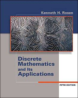 Mandatory Package: Discrete Mathematics and Its Applications
