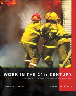 Work in the 21st Century - With CD