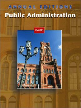 Public Administration 04 / 05