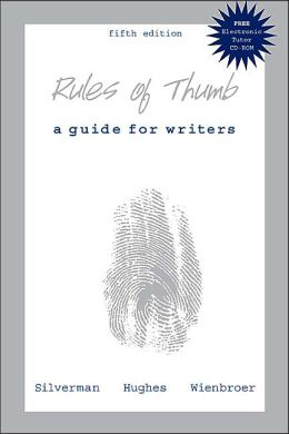 Rules of Thumb, 2003 MLA Update Version and Electronic Tutor CD-ROM