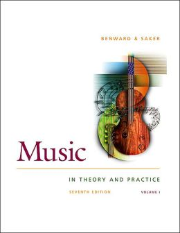 Music in Thoery and Practice Vol 1 W/ Anthology CD
