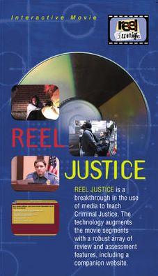 Reel Justice Interactive Movie CD-ROM