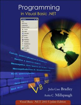 Programming in Visual Basic .Net - Updated - With CD
