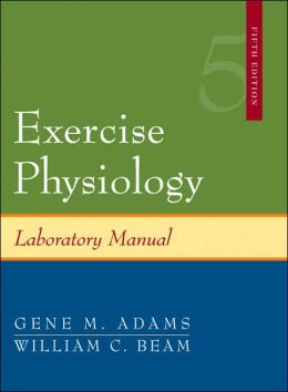 laboratory manual for exercise physiology