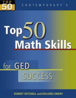 Top 50 Math Skills for GED Success