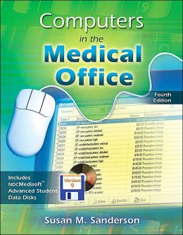 MP: Computers in the Medical Office with Student CD-ROM