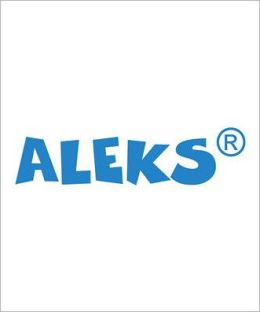 ALEKS User's Guide and Access Code for Financial Accounting (Stand Alone 1 Term)