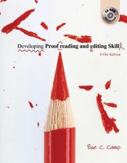 Developing Proofreading and Editing Skills w/ Student CD-ROM Package