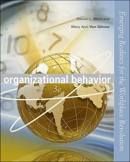 Organizational Behavior with Student CD and Olc/Powerweb Card