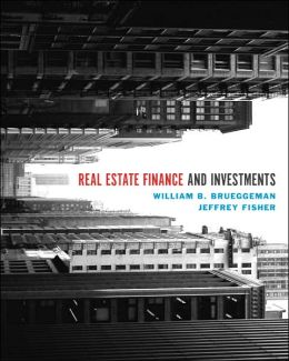 Real Estate Finance and Investments + Excel Templates CD-ROM