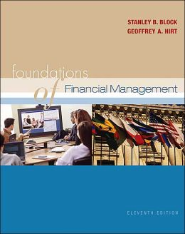 Foundations of Financial Management 11/E + Self-Study CD + Standard and Poor's Educational Version of Market Insight + Olc with Powerweb