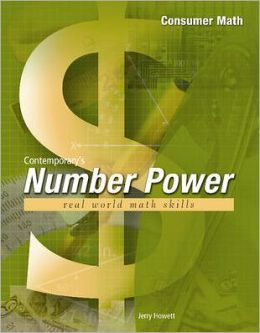 Number Power Consumer Math