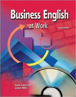 Business English at Work-Corrected Edition - Package