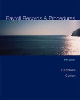 Payroll Records and Procedures