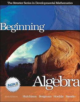 MP: Beginning Algebra W/Mathzone