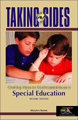 Clashing Views on Controversial Issues in Special Education (Taking Sides Series)