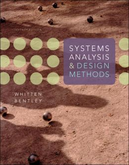 Systems Analysis and Design Methods