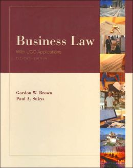 Business Law with UCC Applications - Package