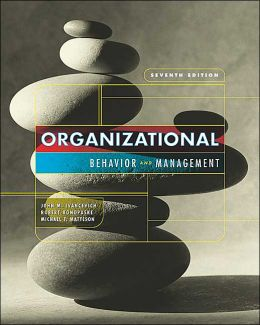MP Organizational Behavior and Management w/OLC/PW Card