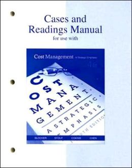 Cases & Readings to accompany Cost Management