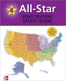 All-Star - Book 4 (High-Intermediate - Low Advanced) - USA Post-Test Study Guide