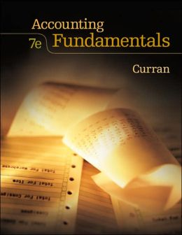 Accounting Fundamentals with Student CD ROM