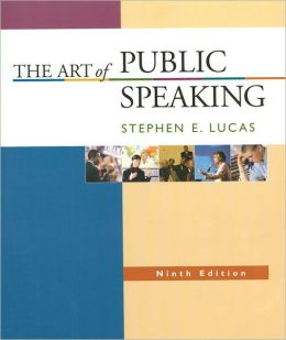 The Art of Public Speaking with Learning Tools Suite (Student CD-ROMs 5. 0, Audio Abridgement CD set, PowerWeb, and Topic Finder)