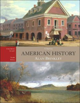 American History: A Survey, Volume 1 with PowerWeb and Primary Source Investigator