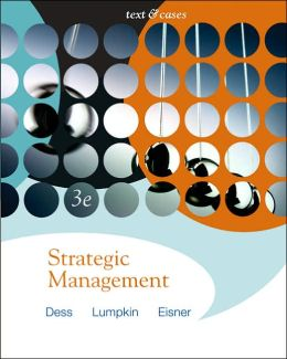 Strategic Management: Text and Cases with OLC access Card