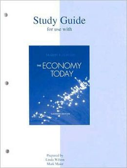 Study Guide (Printed) t/a The Economy Today 11e